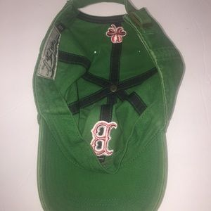17aa788649616 forty seven brand Accessories - Child Boston red Sox st Patrick green  shamrock cap
